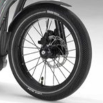 Electric scooter tires